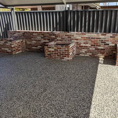 Concrete patio Toowoomba 1
