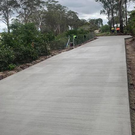 Concrete patio Toowoomba 3