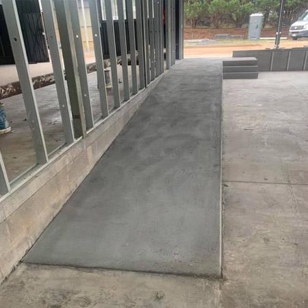 Concrete patio Toowoomba 5