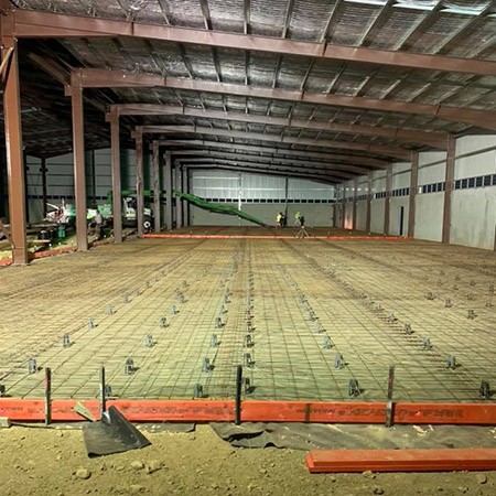 concrete slab commercial toowoomba